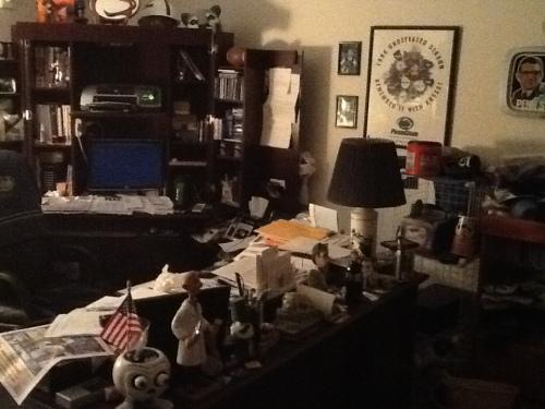 cluttereddesk