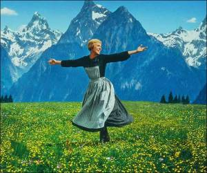 This blog is alive, with the sound of music